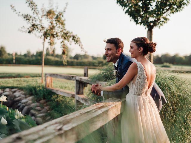 Il matrimonio di Patrizio e Stefania a Segrate, Milano 41
