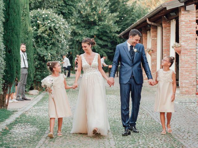 Il matrimonio di Patrizio e Stefania a Segrate, Milano 44