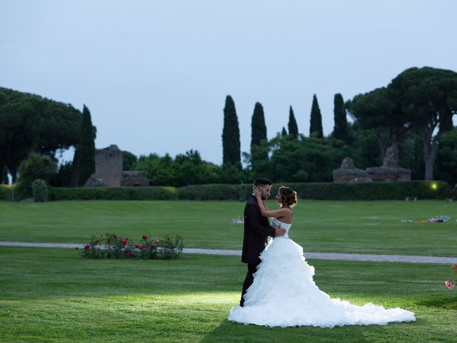 Le nozze di Gabriela e Mario