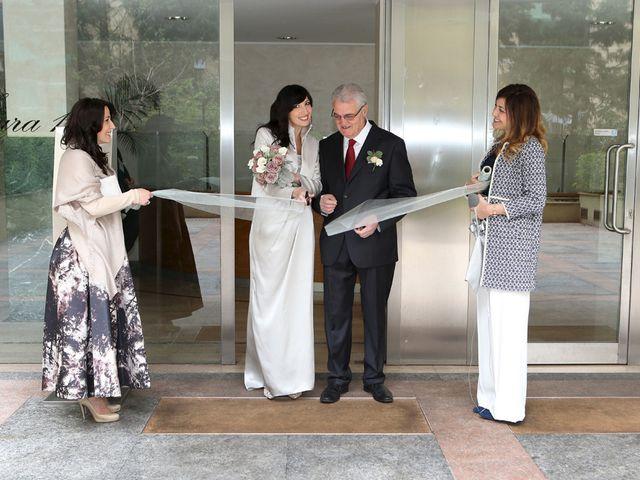 Il matrimonio di Dimitri e Micaela a Milano, Milano 6
