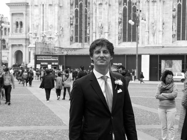 Il matrimonio di Dimitri e Micaela a Milano, Milano 7
