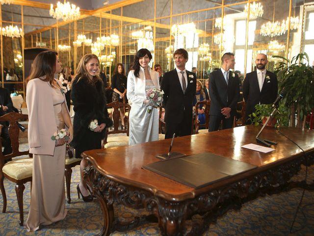 Il matrimonio di Dimitri e Micaela a Milano, Milano 8