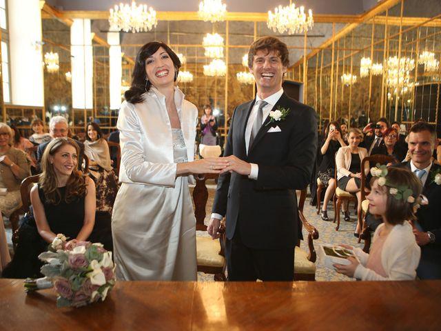 Il matrimonio di Dimitri e Micaela a Milano, Milano 11