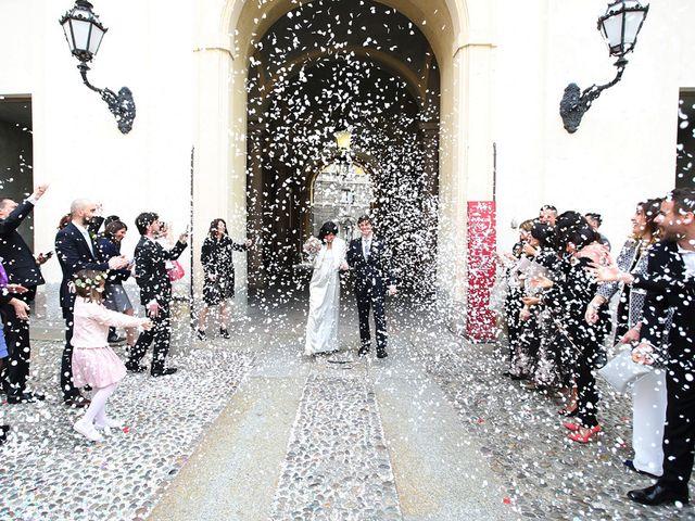 Il matrimonio di Dimitri e Micaela a Milano, Milano 13
