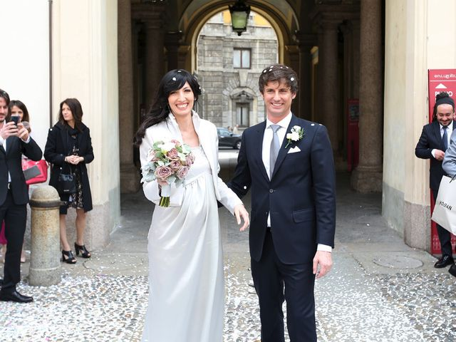 Il matrimonio di Dimitri e Micaela a Milano, Milano 14