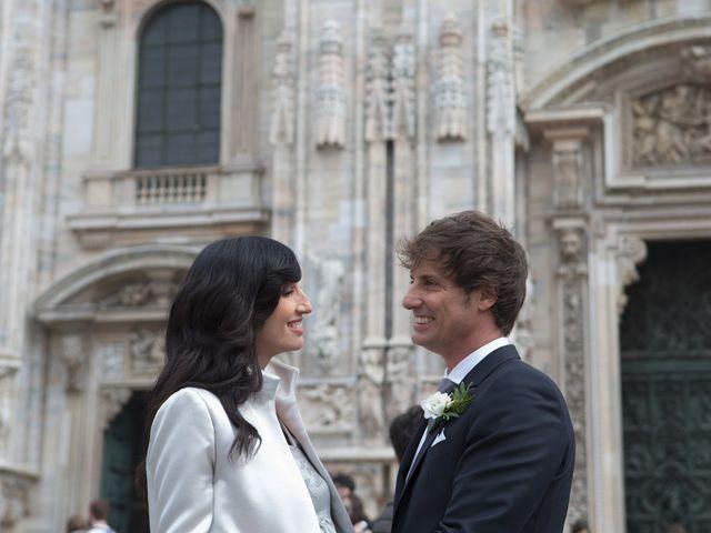 Il matrimonio di Dimitri e Micaela a Milano, Milano 15