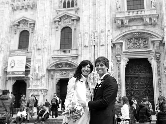 Il matrimonio di Dimitri e Micaela a Milano, Milano 16