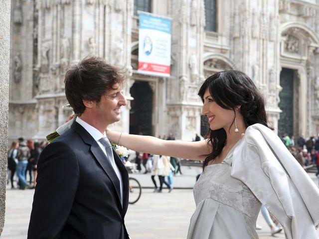 Il matrimonio di Dimitri e Micaela a Milano, Milano 17