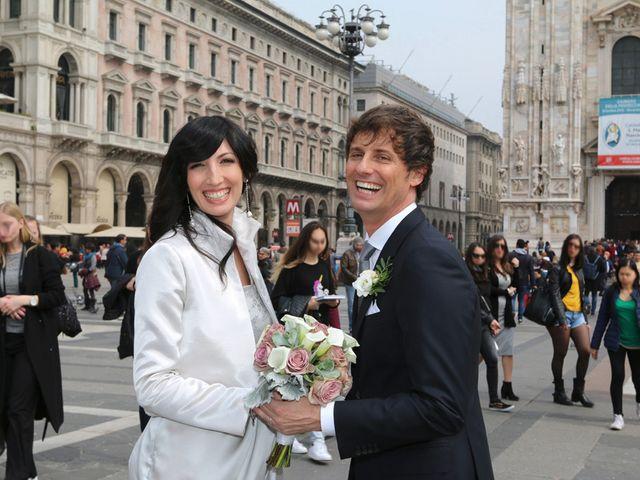 Il matrimonio di Dimitri e Micaela a Milano, Milano 19