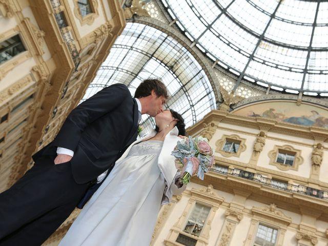 Il matrimonio di Dimitri e Micaela a Milano, Milano 23