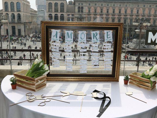 Il matrimonio di Dimitri e Micaela a Milano, Milano 28