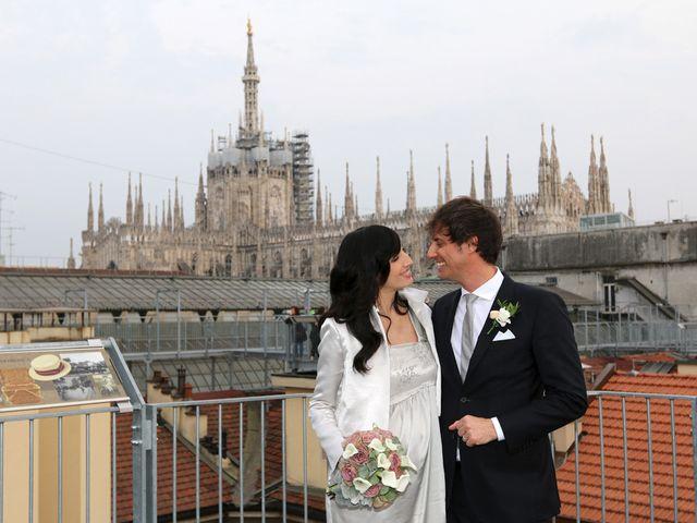 Il matrimonio di Dimitri e Micaela a Milano, Milano 29