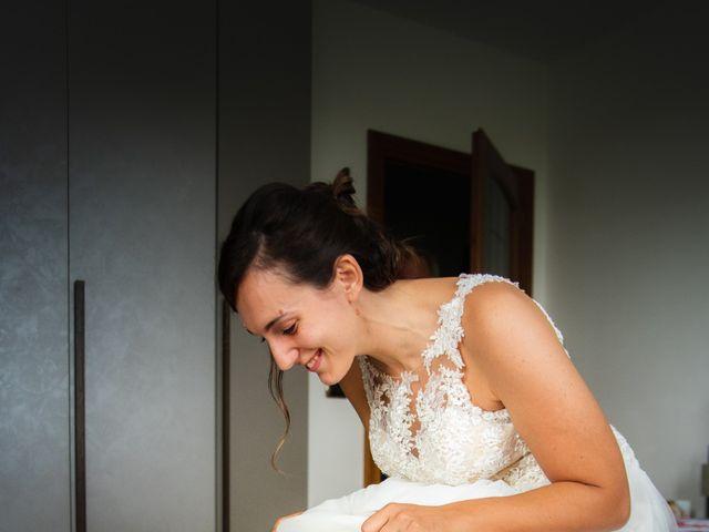 Il matrimonio di Andrea e Valentina a Altavilla Monferrato, Alessandria 15