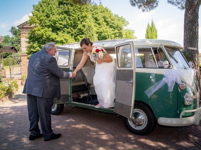 Il matrimonio di Andrea e Valentina a Altavilla Monferrato, Alessandria 21