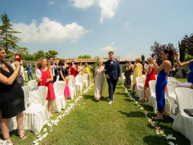 Il matrimonio di Andrea e Valentina a Altavilla Monferrato, Alessandria 22