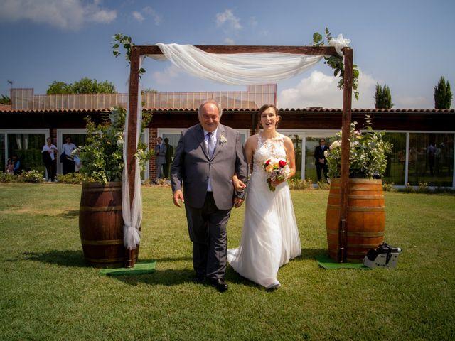 Il matrimonio di Andrea e Valentina a Altavilla Monferrato, Alessandria 23