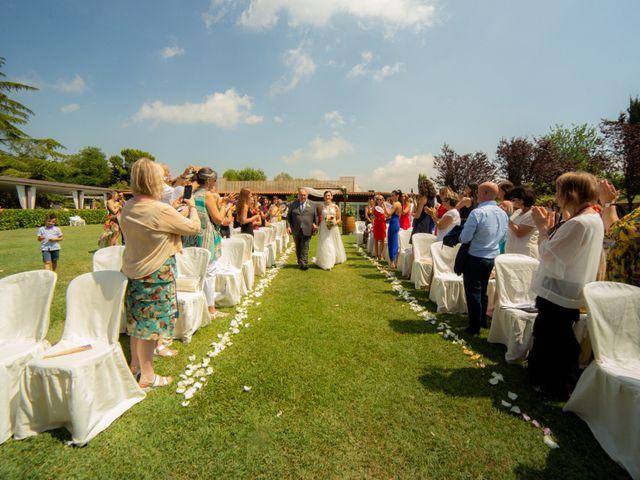 Il matrimonio di Andrea e Valentina a Altavilla Monferrato, Alessandria 24