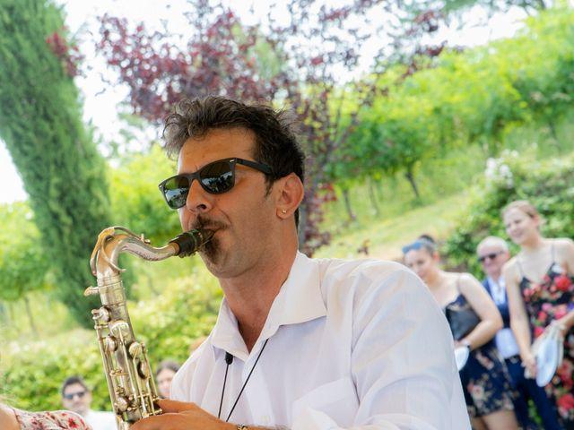 Il matrimonio di Andrea e Valentina a Altavilla Monferrato, Alessandria 25