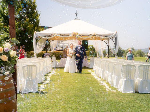 Il matrimonio di Andrea e Valentina a Altavilla Monferrato, Alessandria 26