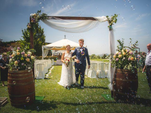Il matrimonio di Andrea e Valentina a Altavilla Monferrato, Alessandria 27