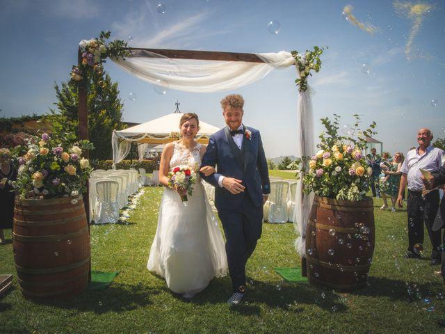 Il matrimonio di Andrea e Valentina a Altavilla Monferrato, Alessandria 28