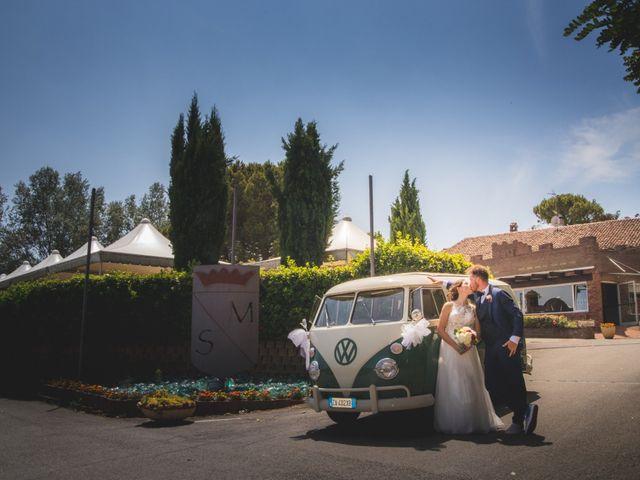 Il matrimonio di Andrea e Valentina a Altavilla Monferrato, Alessandria 31