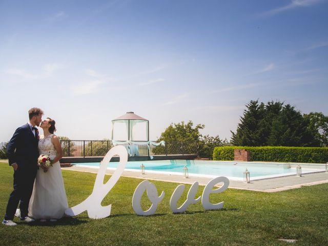 Il matrimonio di Andrea e Valentina a Altavilla Monferrato, Alessandria 32