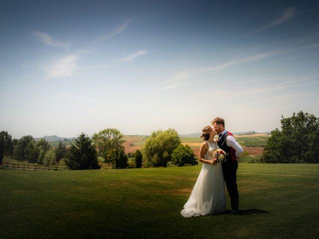 Il matrimonio di Andrea e Valentina a Altavilla Monferrato, Alessandria 34