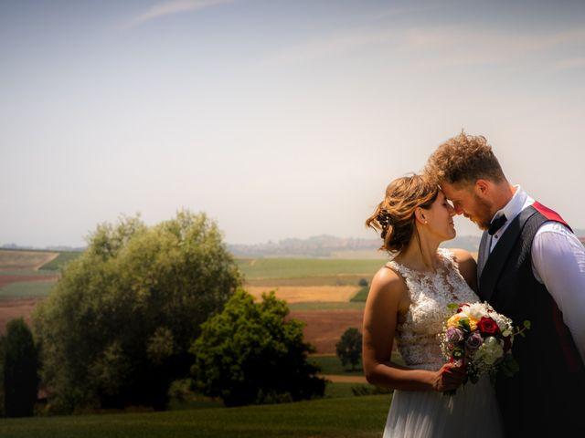 Il matrimonio di Andrea e Valentina a Altavilla Monferrato, Alessandria 2