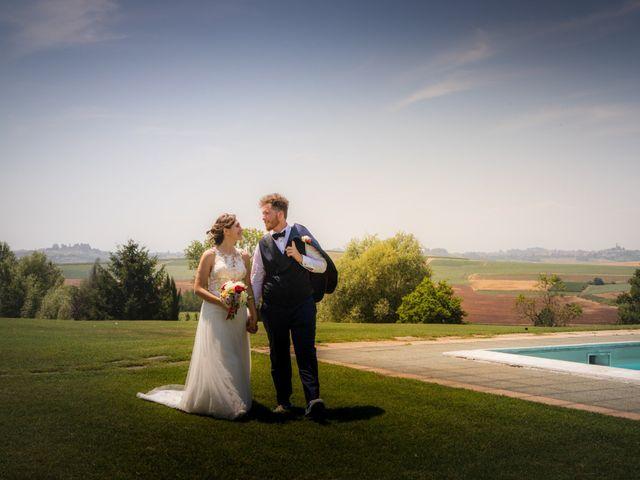 Il matrimonio di Andrea e Valentina a Altavilla Monferrato, Alessandria 35