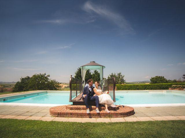 Il matrimonio di Andrea e Valentina a Altavilla Monferrato, Alessandria 37