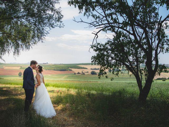 Il matrimonio di Andrea e Valentina a Altavilla Monferrato, Alessandria 38