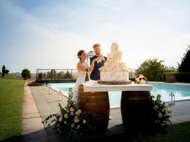 Il matrimonio di Andrea e Valentina a Altavilla Monferrato, Alessandria 41