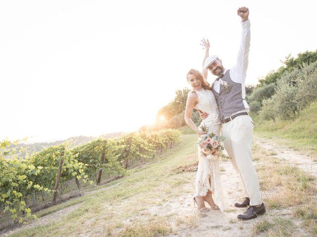 Le nozze di Anna e Alan