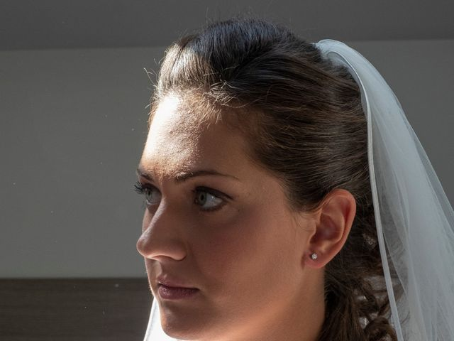 Il matrimonio di Alessio e Federica a Cuggiono, Milano 10