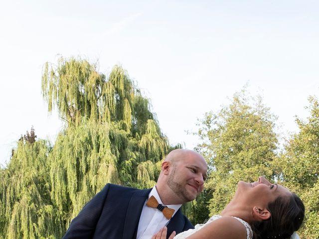 Il matrimonio di Alessio e Federica a Cuggiono, Milano 16