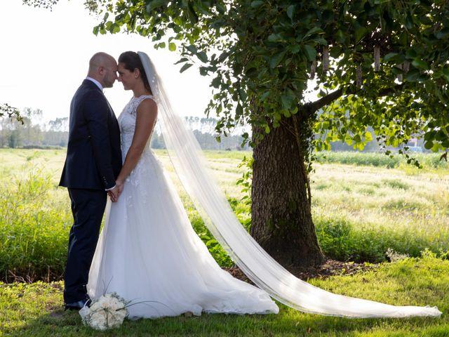 Il matrimonio di Alessio e Federica a Cuggiono, Milano 17