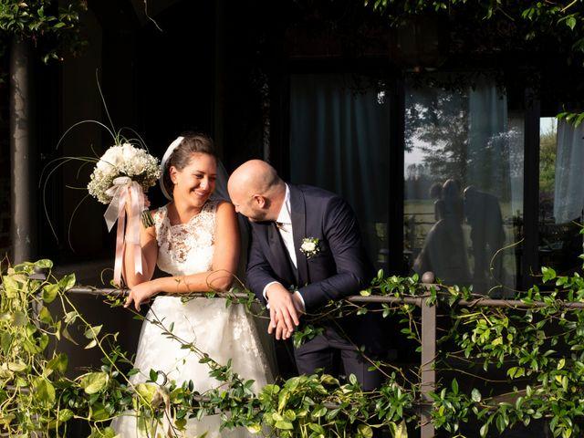Il matrimonio di Alessio e Federica a Cuggiono, Milano 19