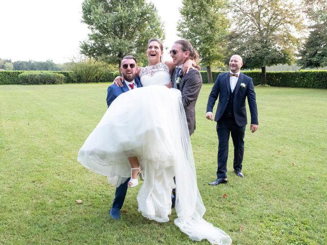 Il matrimonio di Alessio e Federica a Cuggiono, Milano 23