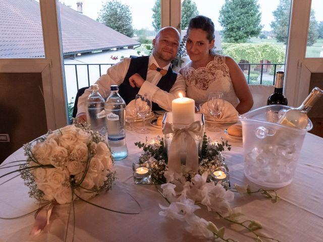 Il matrimonio di Alessio e Federica a Cuggiono, Milano 28