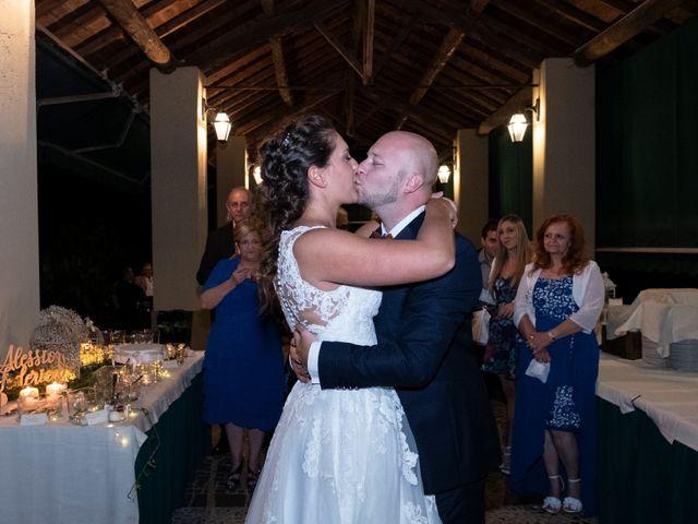Il matrimonio di Alessio e Federica a Cuggiono, Milano 29