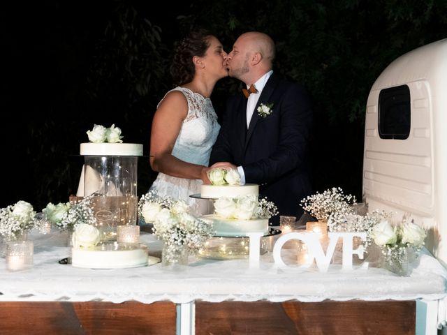Il matrimonio di Alessio e Federica a Cuggiono, Milano 33