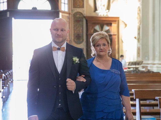 Il matrimonio di Alessio e Federica a Cuggiono, Milano 40