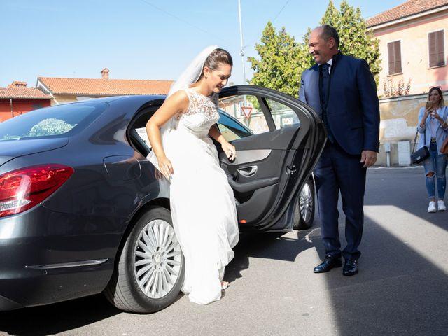 Il matrimonio di Alessio e Federica a Cuggiono, Milano 41