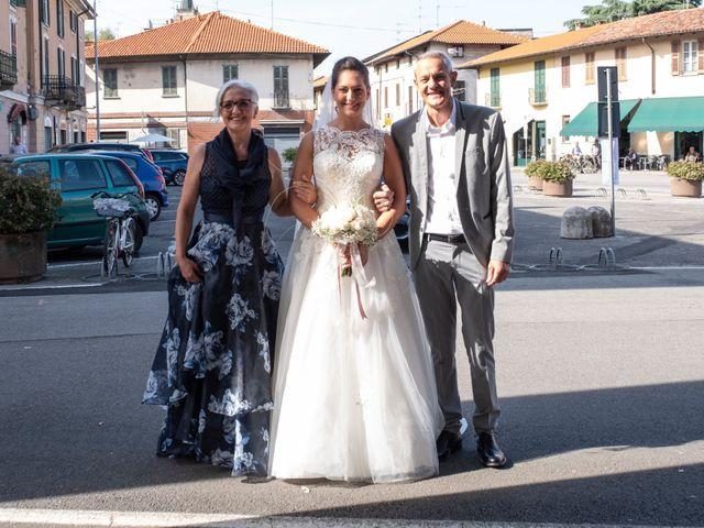 Il matrimonio di Alessio e Federica a Cuggiono, Milano 42