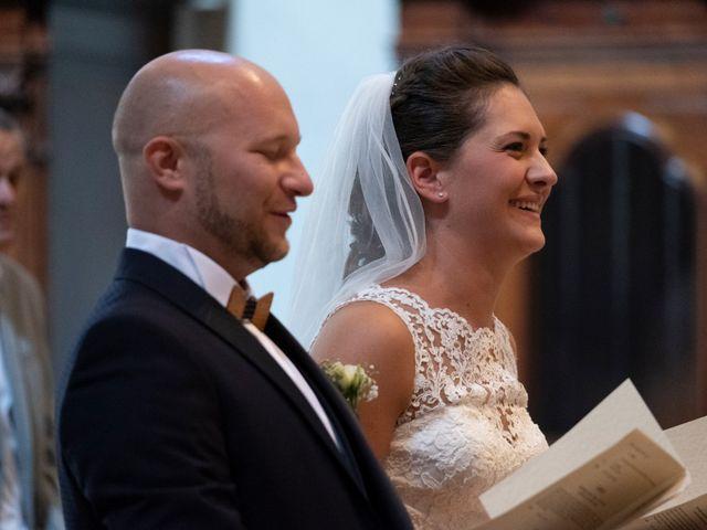 Il matrimonio di Alessio e Federica a Cuggiono, Milano 43