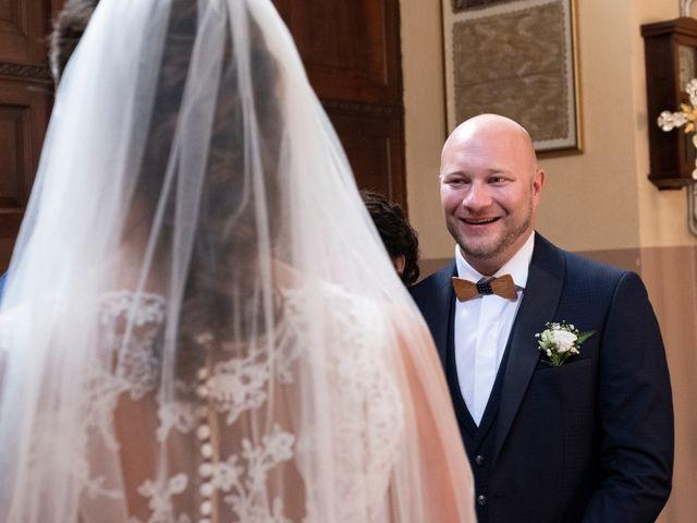 Il matrimonio di Alessio e Federica a Cuggiono, Milano 44