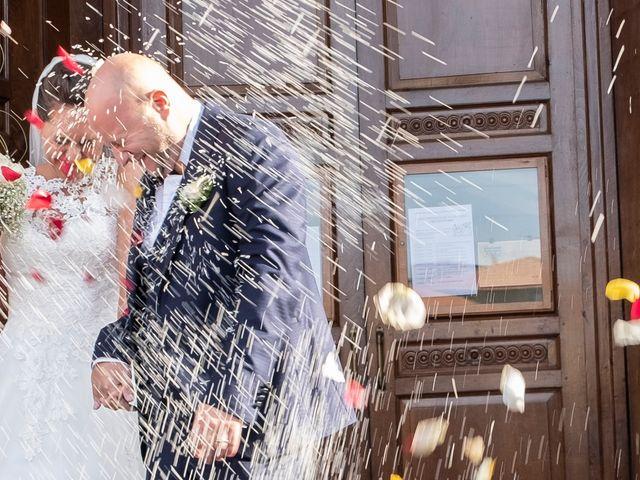 Il matrimonio di Alessio e Federica a Cuggiono, Milano 45
