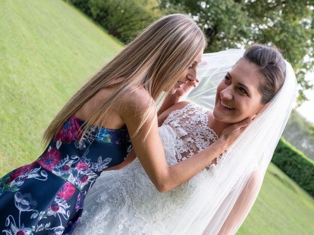 Il matrimonio di Alessio e Federica a Cuggiono, Milano 49