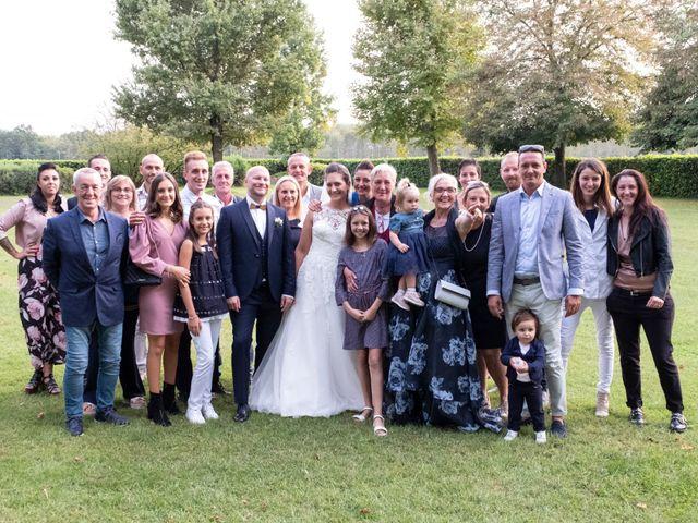 Il matrimonio di Alessio e Federica a Cuggiono, Milano 50